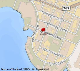 om møteplassen no Namsos
