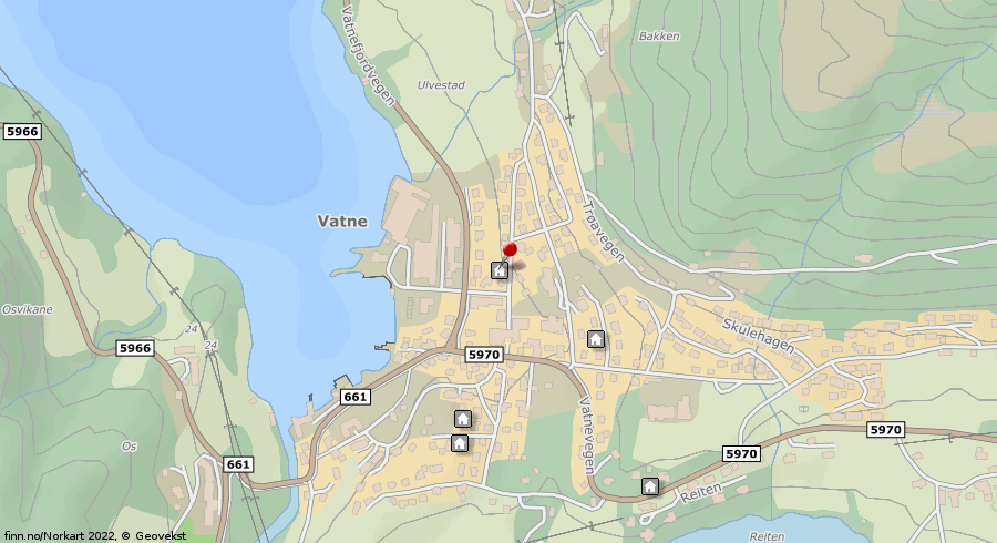 Bilde av kartet på finn.no