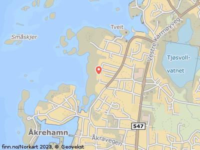 finn Åkrehamn