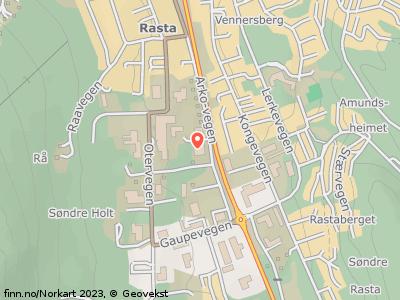 Kart som viser Eidskogveien 48, 2211 Kongsvinger