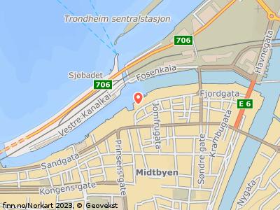 Barbour I Trondheim