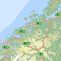 Torget Til salgs - Norge på FINN kart